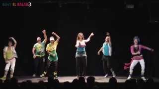 getlinkyoutube.com-Street Shaabi - El Mahragan choreo by Kareem Gad - Bent El Balad 3 - Paris