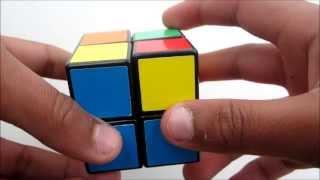 getlinkyoutube.com-How to Solve a 2x2x2 Rubik's Cube Easily