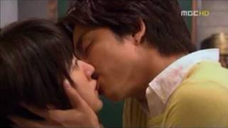 getlinkyoutube.com-The 1st Shop of Coffee Prince ~Kissing Scenes~ Gong Yoo & Yoon Eun Hye