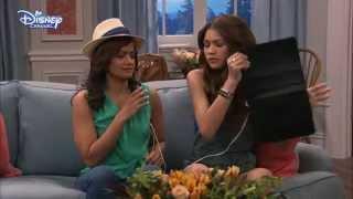 K.C. Undercover - My Spy - Official Disney Channel UK HD