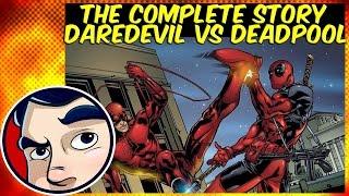 getlinkyoutube.com-Daredevil vs Deadpool - Complete Story