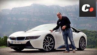 getlinkyoutube.com-BMW i8 - Prueba coches.net / Análisis / Test / Review en español
