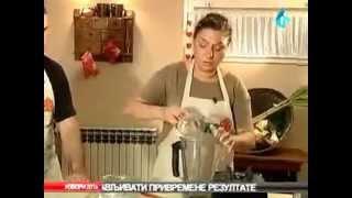 getlinkyoutube.com-Sirovi hleb sa prazilukom - Zeleni Sat RTV Vojvodine