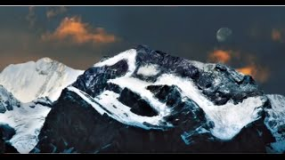 getlinkyoutube.com-Lord Shiva miracle | Real Footage | mount kailash view from satellite map in Google Earth |