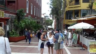 getlinkyoutube.com-Puerto de la Cruz, Tenerife - town centre