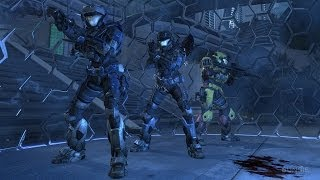 getlinkyoutube.com-Halo Reach Mini-Game: Part 3: Get Out of My House!
