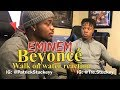 Eminem - Walk On Water Audio ft. Beyoncé - REACTION