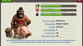 getlinkyoutube.com-Como Atacar con Montapuercos Nivel uno ? | Clash of Clans