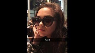 getlinkyoutube.com-Maggie Lindemann via Snapchat