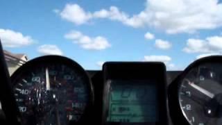 getlinkyoutube.com-1985 Honda V65 Sabre120 in 11 seconds