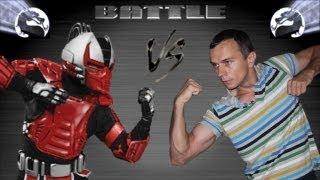 Mortal Kombat X In Real Life: Sektor Vs SuperOleg