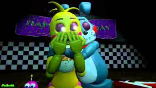 getlinkyoutube.com-Toy Bonnie X Toy Chica