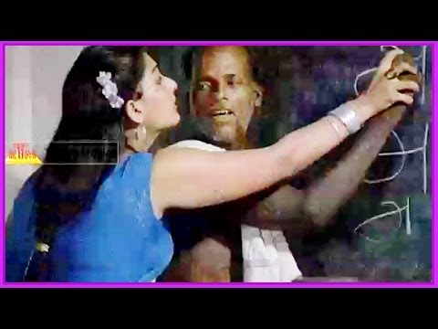 Vaddante Pelli - Comedy Entertainer - Telugu Full Length Movie - part - 11 - Bhagya Raja,Oorvasi