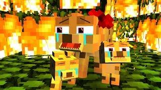getlinkyoutube.com-Ocelot Life 2 - Craftronix Minecraft Animation