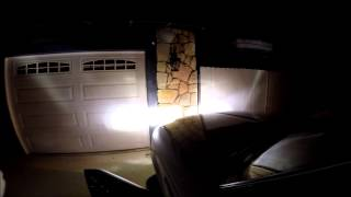 getlinkyoutube.com-Ford Ranger CREE LED Headlights