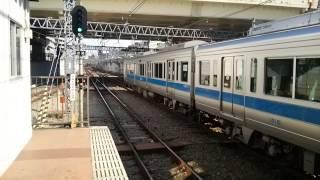 getlinkyoutube.com-小田急3000形3263F+1000形1066F(更新車) 回送電車 相模大野到着