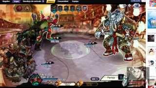 getlinkyoutube.com-Mutants Genetic Gladiators - Divison Supra boss Ivory y Tengu + 50 jackpots