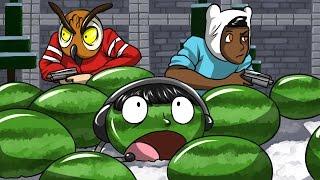 getlinkyoutube.com-GMOD WATERMELON GAME! - Garry's Mod Prop Hunt Funny Moments