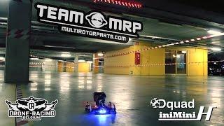 getlinkyoutube.com-Dquad iniMiniH - Indoor Drone Racing Belgium