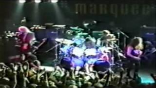 Metallica The Shortest Straw Premier Live 1990 London United Kingdom Secret gig