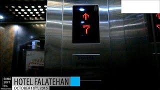 Fujita Lifts at Hotel Falatehan, Jakarta