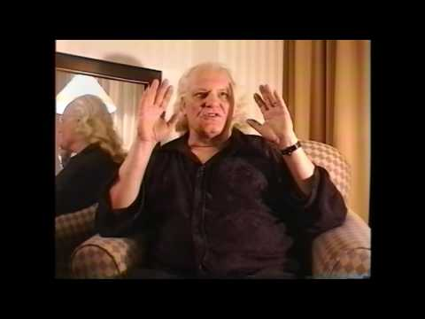 Copernicus interview by George Gilson at Drake Hotel, NYC. 1/3/02. Pt 2 of 2.