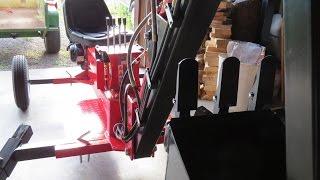 getlinkyoutube.com-Assembling My Harbor Freight 62365 Trencher