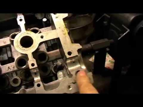 Газ 31105 двс Chrusler 2 DOHC ремонт (не потянули)