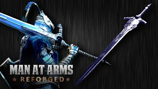 getlinkyoutube.com-Dark Souls III Great Sword of Artorias - MAN AT ARMS: REFORGED