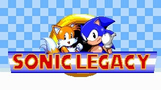 Sonic Legacy - Walkthrough