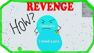 getlinkyoutube.com-Agar.io // Revenge is real