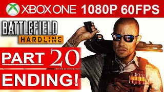 getlinkyoutube.com-Battlefield Hardline ENDING Gameplay Walkthrough Part 20 [1080p HD 60FPS] - No Commentary