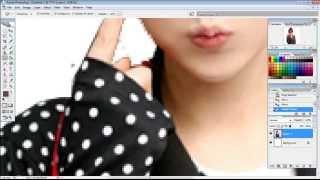getlinkyoutube.com-[How2] วิธีตัดพื้นหลังง่ายๆ 3 แบบ photoshop Cs2