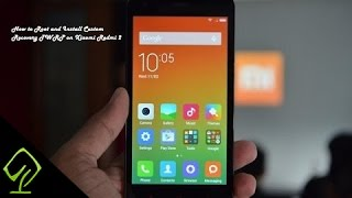 getlinkyoutube.com-How to Root and Install Custom Recovery TWRP on Xiaomi Redmi 2 using PC