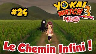 getlinkyoutube.com-Yo-kai Watch 3 Tempura #24 FR - Le chemin infini !