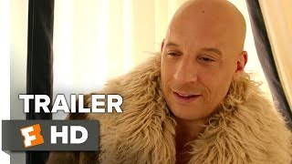 getlinkyoutube.com-xXx: The Return of Xander Cage Official Trailer 1 (2017) - Vin Diesel Movie