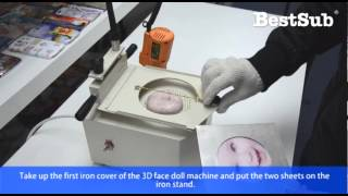 DIY 3D Face Doll Making Machines