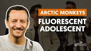 getlinkyoutube.com-Fluorescent Adolescent - Arctic Monkeys (aula de baixo)