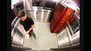 Liftben paráztatás koporsóval (második rész)