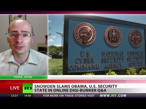 'US pushes smear campaign against Snowden to distract from NSA leak'