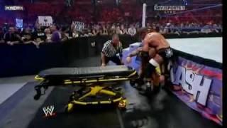 getlinkyoutube.com-Randy Orton vs HHH Bash 1/3