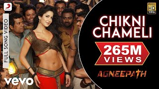 getlinkyoutube.com-Agneepath - Chikni Chameli Extended Video