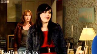 getlinkyoutube.com-EastEnders Fights - Tanya's secret is discovered in a firery argument...