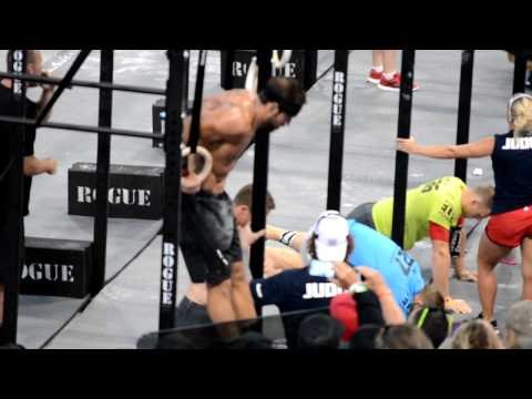 "Rich Froning - (7-14-12) 2012 Crossfit Games - ""Chipper"""