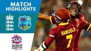 ICC #WT20 Final - England vs West Indies - Match Highlights width=
