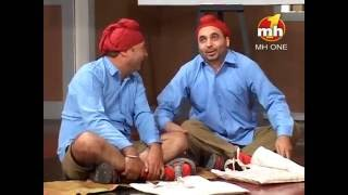 getlinkyoutube.com-BEST COMEDY OF BHAGWANT MANN | JUGNU HAZIR HAI | EPISODE-46 SEG-1 | MH ONE MUSIC