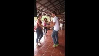 getlinkyoutube.com-Merengue Dance- USAC Costa Rica 2013
