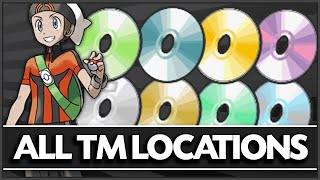 getlinkyoutube.com-How & Where to Get - All TM Locations in Pokemon Omega Ruby & Alpha Sapphire