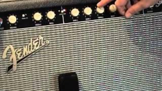 getlinkyoutube.com-Fender Super Sonic 22 guitar amplifier demo with American Standard Stratocaster