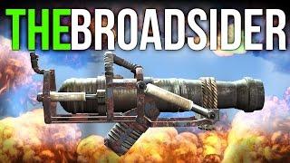 getlinkyoutube.com-Fallout 4 Cannon Gun! (The Broadsider)